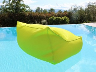 Poltrona galleggiante in tessuto per piscina