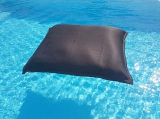 cuscino galleggiante grigio