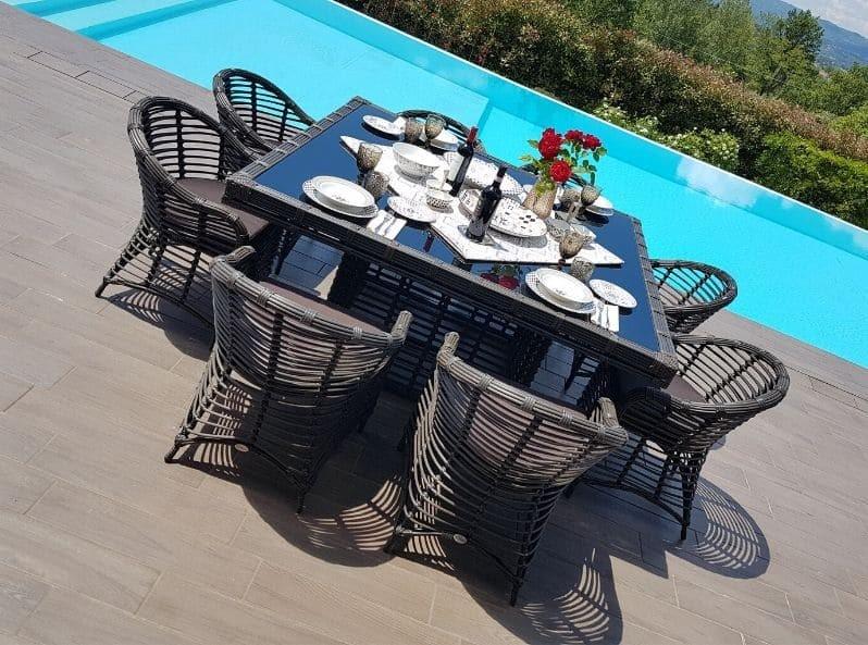 Tavolo per esterno Noor