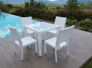 Tavolo per esterno bar