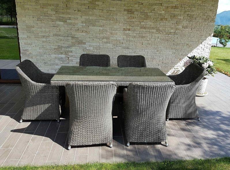 Tavolo per esterno Wusa