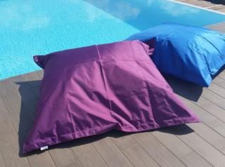 Cuscino gigante per esterno in tessuto