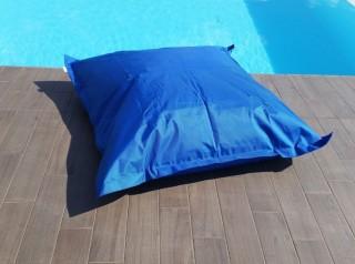 Cuscino gigante pouff da esterno