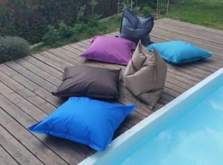 Cuscini giganti da esterno