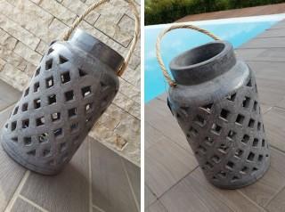 Lanterna in terracotta Gyll
