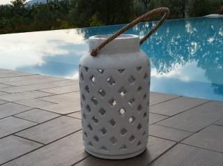 Lanterna Gyll White