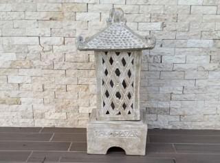 Lanterna da esterno stile asiatico
