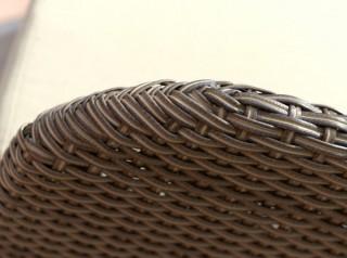 Esclusiva fibra piatta da esterno