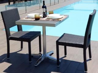 Tavolo e sedie per esterno di qualità