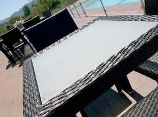 Tavolo da giardino Java