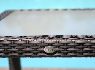 Tavolo per arredo bar esterno