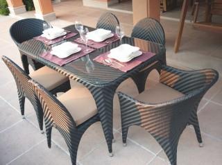 Tavolo da esterno di design