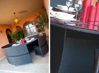 Tavolo da giardino Santa Clara