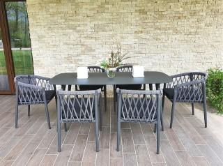 Tavolo per esterno design