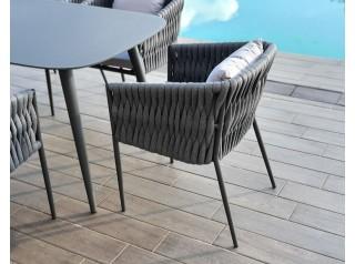 Tavolo outdoor in alluminio