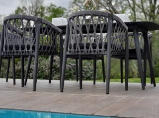 Design in corda per esterno
