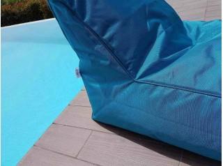 Sdraio cuscino da esterno Dream turchese